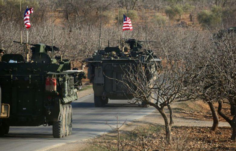 Ritiro esercito americano dalla Siria