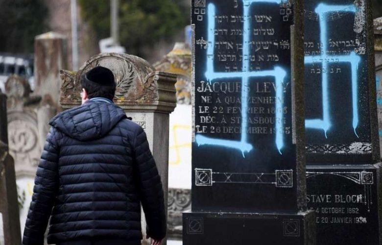 Cimitero ebraico profanato in Alsazia