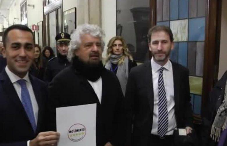 Di Maio Grillo Casaleggio