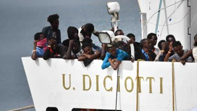 Photo of Nave Diciotti, 41 migranti chiedono i danni a Conte e Salvini