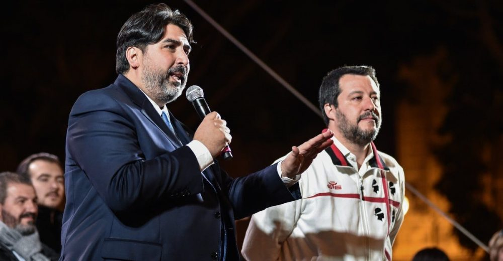 Solinas Salvini