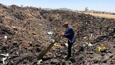 Disastro aereo in Etiopia