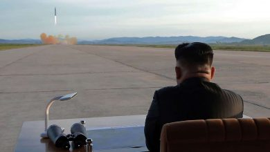 Photo of Kim Jong-un pronto al lancio di un nuovo missile intercontinentale