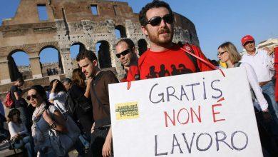 Photo of Lavoro, più di 4 milioni di italiani guadagnano meno del reddito di cittadinanza