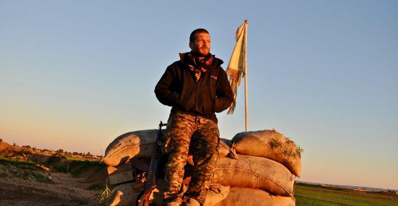 Photo of Lorenzo Orsetti e la sua ultima battaglia contro l'Isis