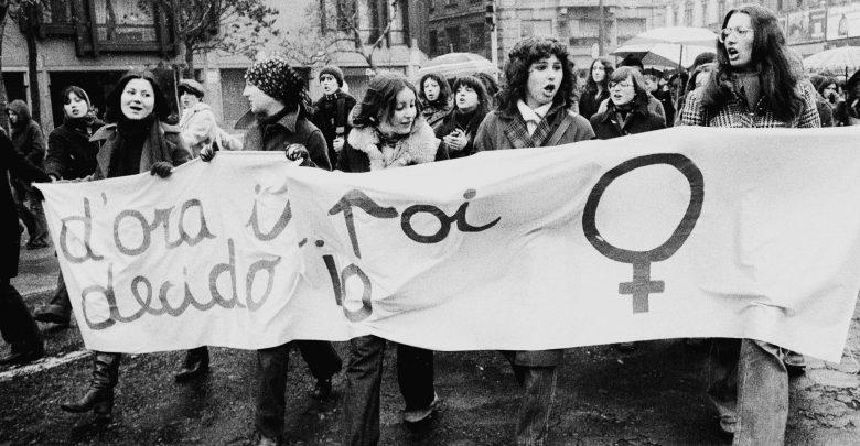 Manifestazioni femministe