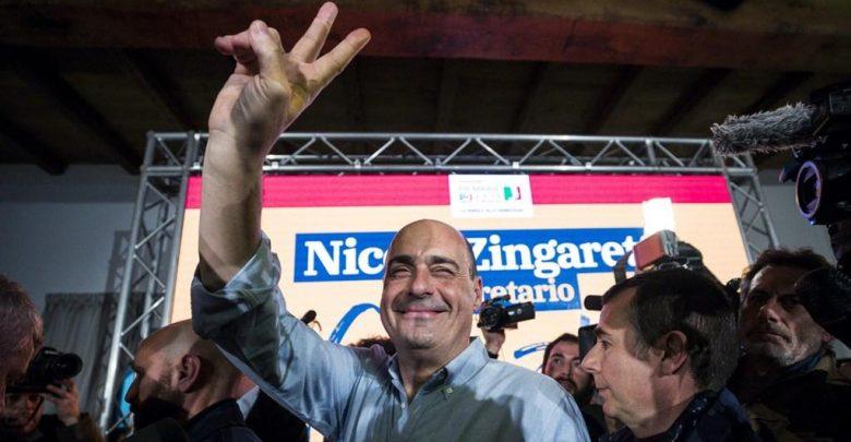 Photo of Il nuovo Pd di Nicola Zingaretti: «Unità e cambiamento»
