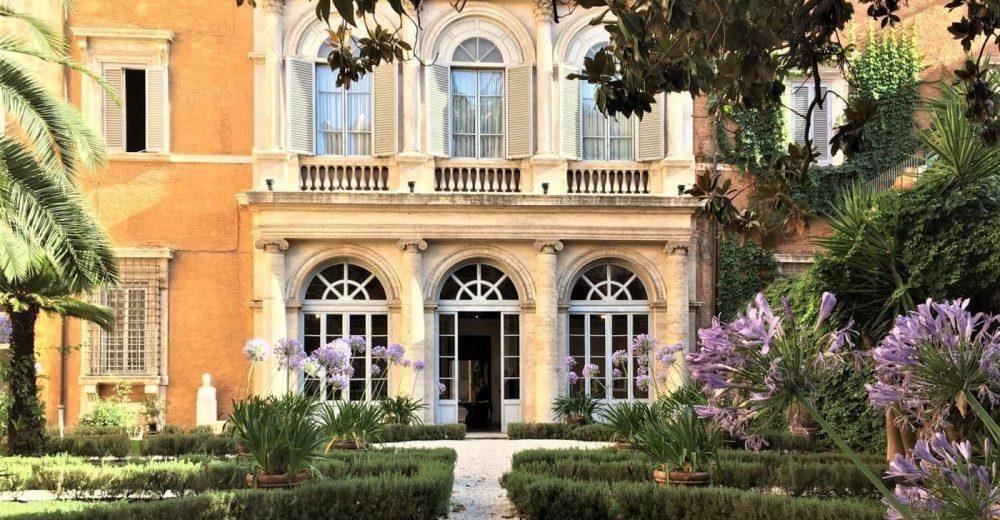 Palazzo Firenze a Roma