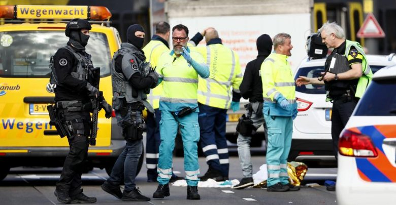 Photo of Olanda, spari su tram a Utrecht. È incubo terrorismo