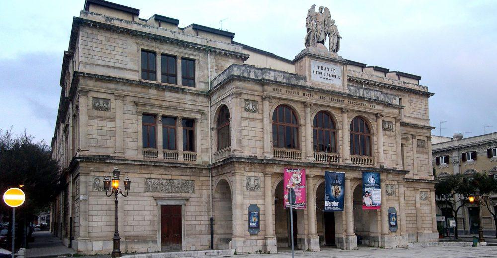 Teatro Vittorio Emanuele a Messina
