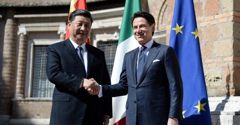 Photo of Via della Seta, Xi Jinping e Conte firmano il memorandum
