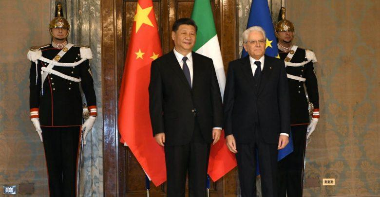 Photo of Xi Jinping a Roma, Mattarella: «Via della Seta a doppio senso»