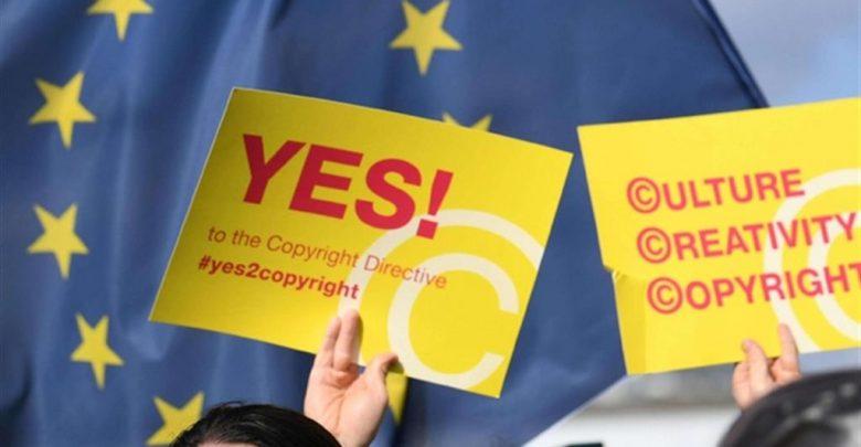 Photo of Copyright, il Parlamento europeo approva la direttiva Ue. Cosa cambia