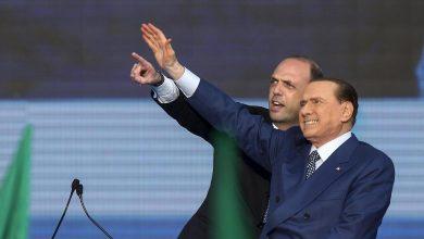 Alfano Berlusconi