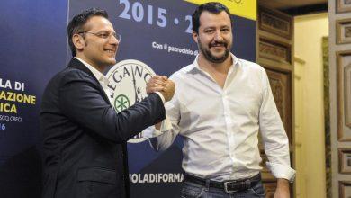 Armando Siri Matteo Salvini