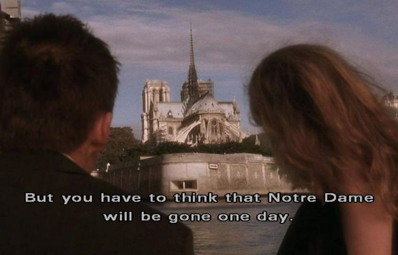 Before Sunset (Richard Linklater, 2004)