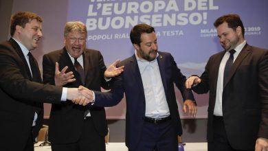 Photo of Europee, Salvini raduna i sovranisti: «Puntiamo ad essere il primo partito»