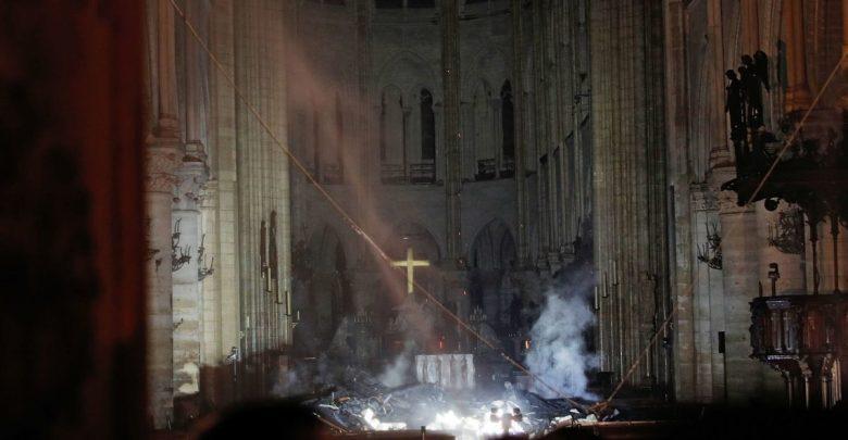 Photo of Notre Dame, incendio domato «ma incertezze sulla stabilità»