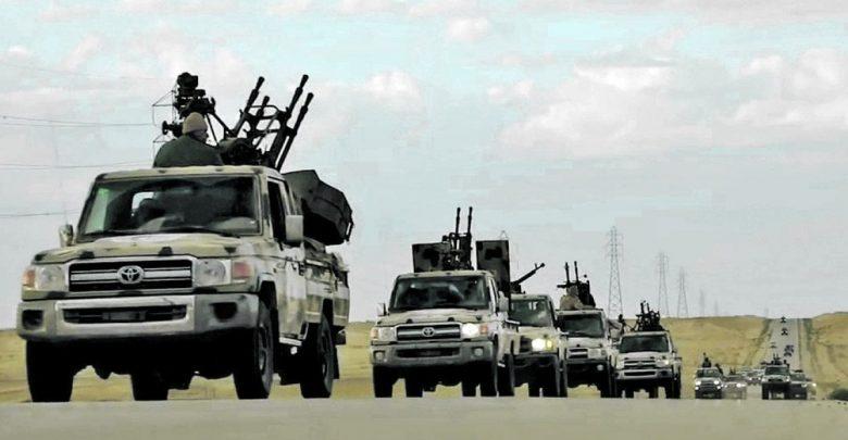 Photo of Libia, è guerra nei cieli: raid aerei tra le forze di Sarraj e Haftar