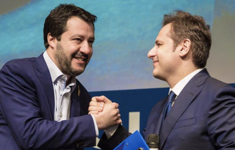 Matteo Salvini Armando Siri