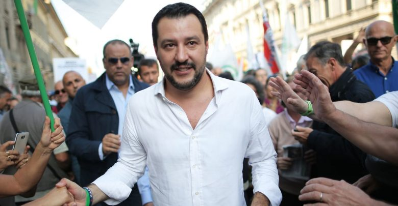 Afd candida Salvini per il Nobel per la Pace