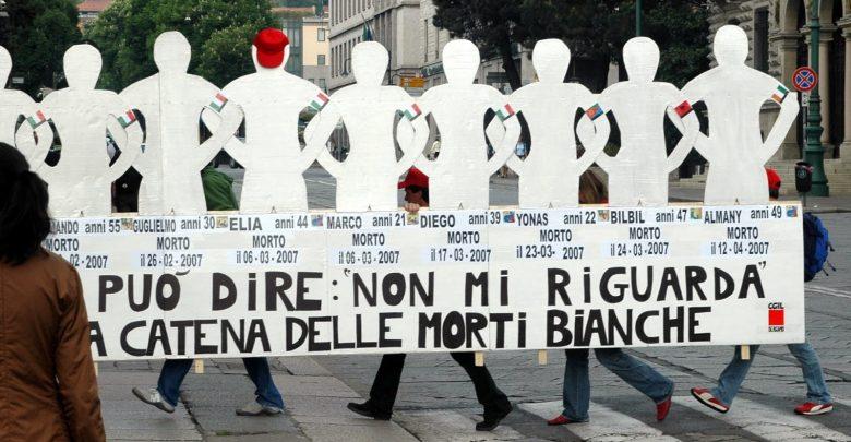 Photo of Incidenti sul lavoro: 641 mila nel 2018. Taranto prima per vittime di tumori