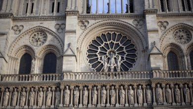 Photo of Nell'incendio di Notre Dame in fumo oltre 800 anni di storia