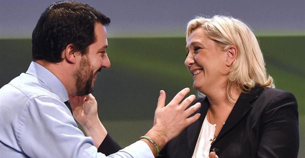 Salvini Le Pen