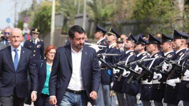 Photo of Il 25 aprile del governo: Di Maio a Roma, Salvini a Corleone