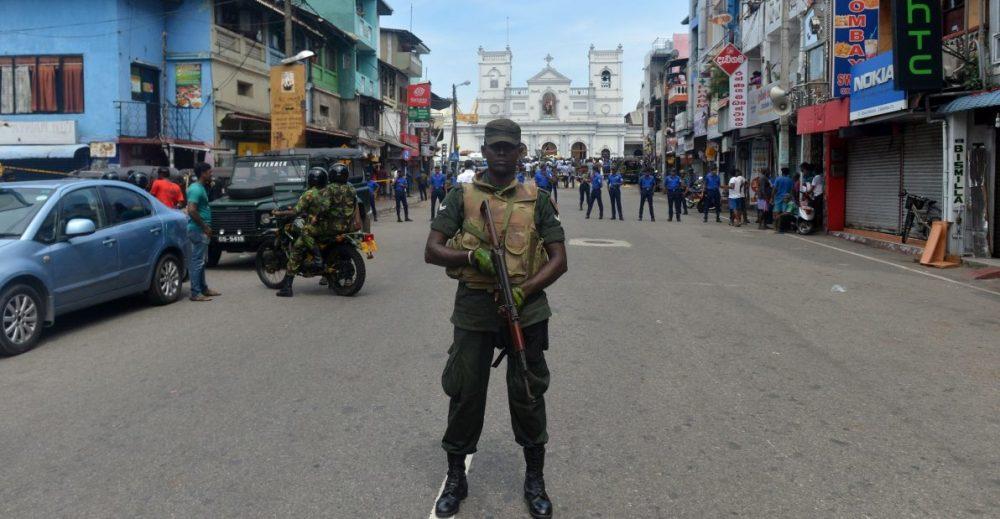 Sri Lanka esplosioni in Chiese e alberghi