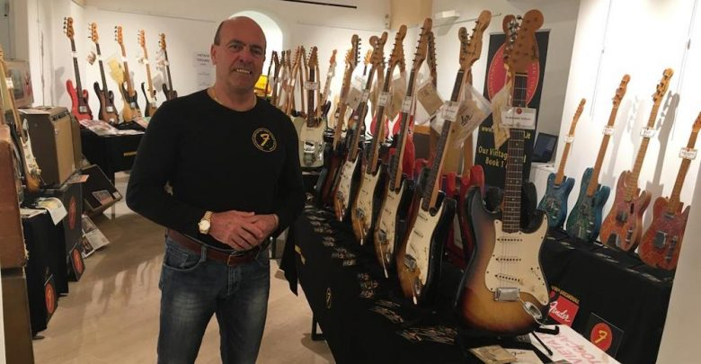 Photo of Un museo italiano per le Fender