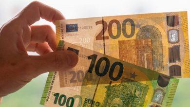 Arrivano le nuove banconote da 100 e 200 euro