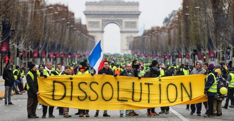 Photo of Gilet gialli divisi alle Europee