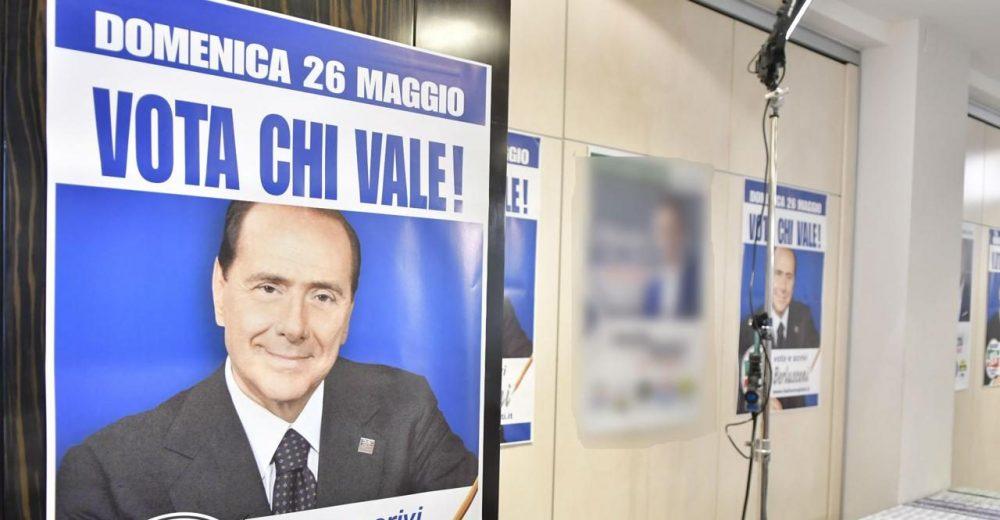 """Gli """"impresentabili"""" alle Europee: c'è anche Berlusconi"""