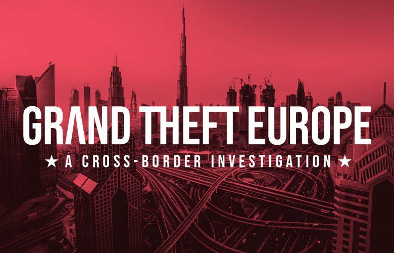 Grand Theft Europe La grande truffa dell'Iva
