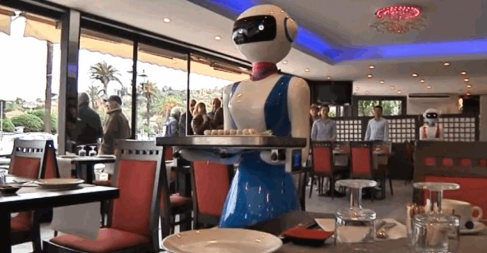 I robot non ci ruberanno il lavoro