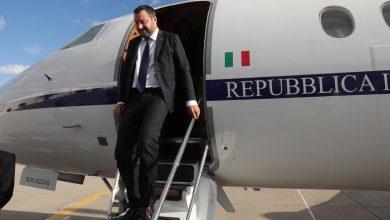 Photo of I voli di Stato di Salvini e degli altri ministri del governo gialloverde