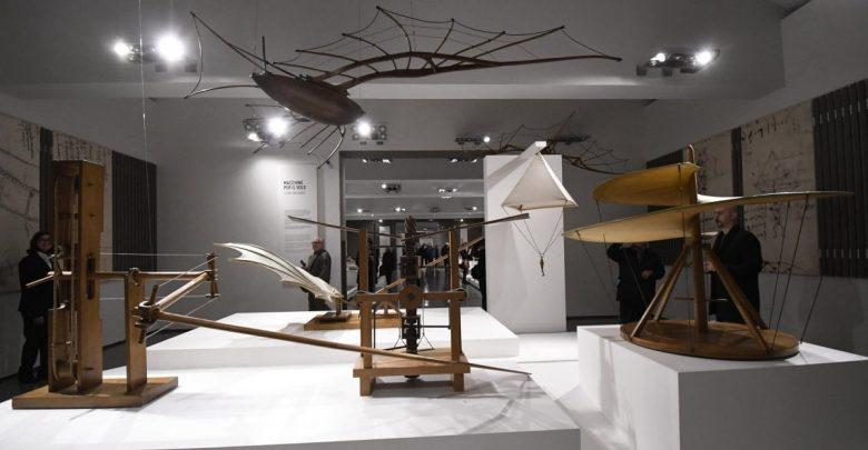 Leonardo da Vinci Mostra alle scuderie del Quirinale