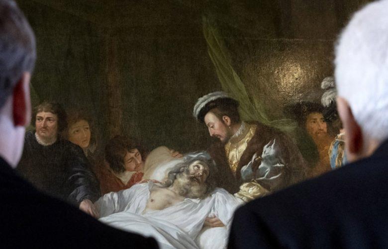 Macron Mattarella Celebrazioni per i 500 anni morte di Leonardo
