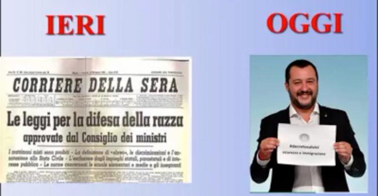 Photo of Prof sospesa, il M5s parla di censura: «Alla Lega piacciono solo i cittadini indottrinati?»