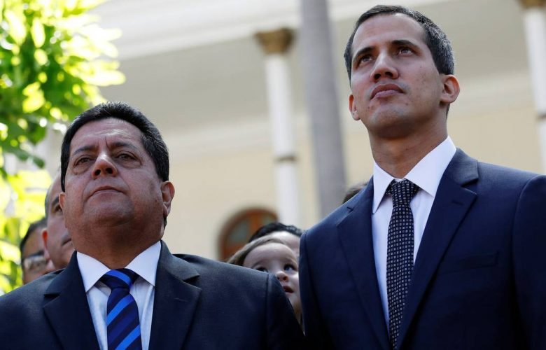 Venezuela Edgar Zambrano Juan Guaidó