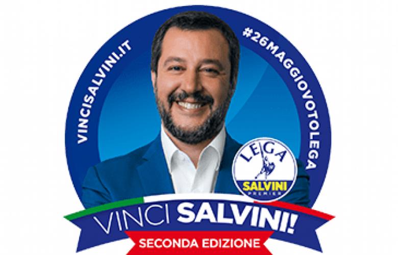 «Vinci Salvini», quando la politica diventa un concorso a premi