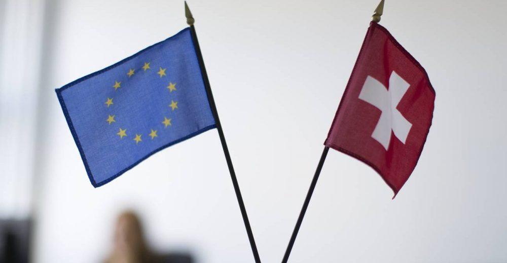 La Svizzera non firma il patto di «convivenza» con l'Ue
