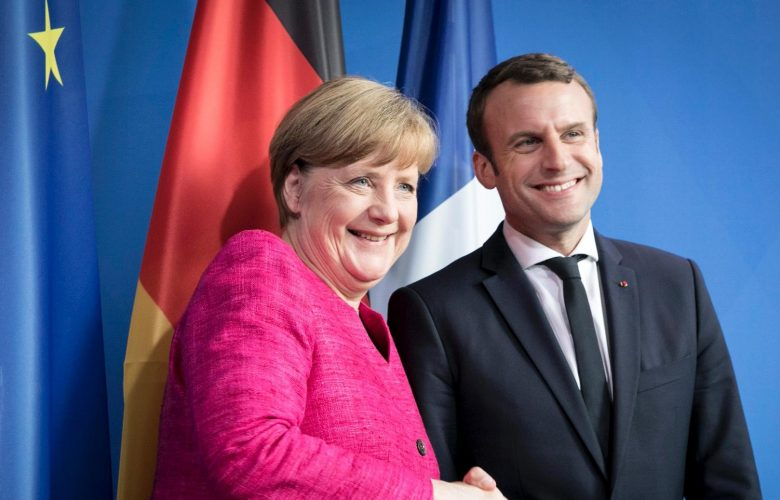 Merkel e Macron lanciano la proposta di un salario minimo europeo