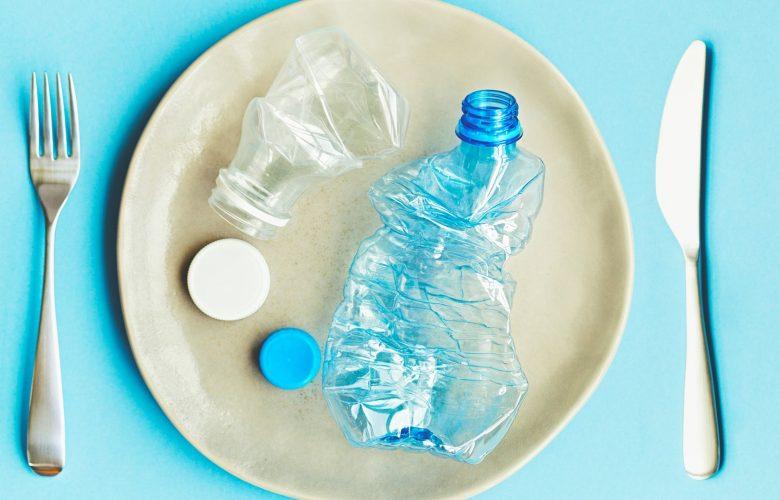 Microplastiche nel piatto, ogni settimana ne ingeriamo 5 grammi