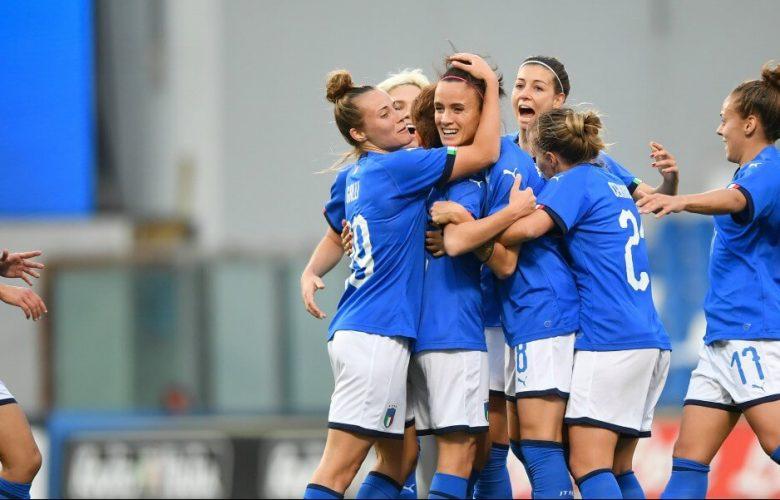 Mondiali di calcio femminile Italia-Cina