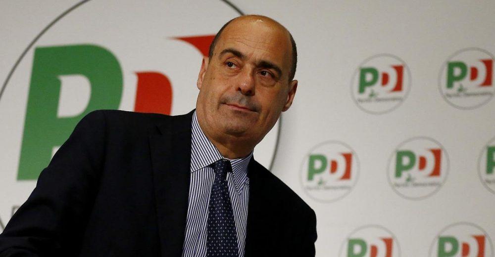 Pd, Zingaretti vara la nuova segreteria ( senza renziani)