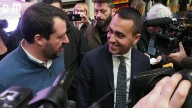 Photo of «Il governo deve andare avanti»: incontro distensivo tra Salvini e Di Maio