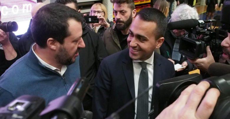 Salvini e Di maio «Il governo va avanti»
