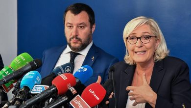 Salvini-Le Pen